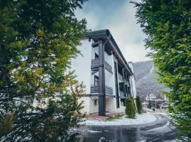 Hotel Alpika, bed & breakfast a Estosadok