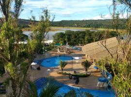 Enseada Nautico Residence, hotel in Caldas Novas