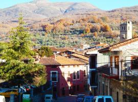 Casa Rural Parada Real, hotel en Garganta la Olla
