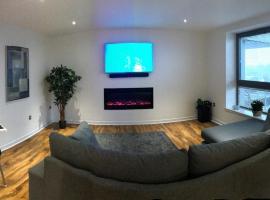 Matysiak Luxury Apartment, accessible hotel in Edinburgh