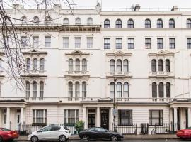Kensington Gardens Hotel, hotel in Bayswater, London