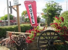 Tel-A-Friend Motel, hotel in Vernon