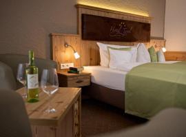 Hotel Tyrol, отель в Оберштауфене