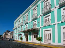 Hotel La Union by Melia Hotels International, hotel in Cienfuegos