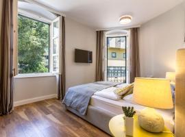 Piano Nobile Rooms, smještaj kod domaćina u Splitu