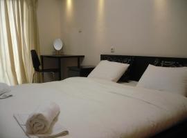 Alexandros Hotel, apartmán v destinaci Leptokaria