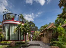 De Sarann Villa, hotel in Siem Reap