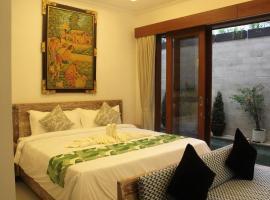 Green Studio Apartment Seminyak, apartment in Seminyak