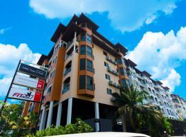 Town In Town Garden Resort, hotel near Central Festival EastVille, Bangkok