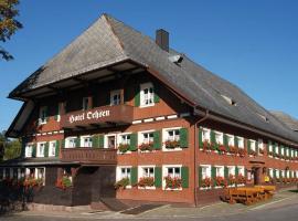 Hotel Ochsen, Hotel in der Nähe von: Therme Titisee-Neustadt, Lenzkirch