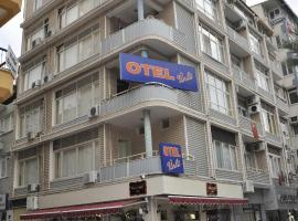 Hotel Ünlü, hotel in Aydın
