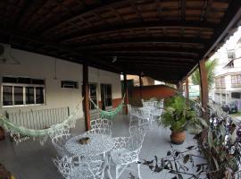 Pousada Casagrande - São João, family hotel in Volta Redonda