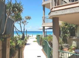 Sanctuary Beach Retreat, hotel near Currumbin Wildlife Sanctuary, Gold Coast