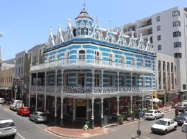Urban Hive Backpackers, hostel in Cape Town