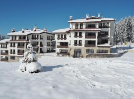 Firefly Apartments Pamporovo, apartment in Pamporovo