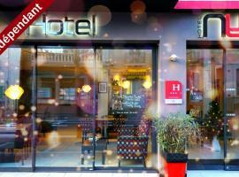 Nyx Hotel, hotel near Perpignan - Rivesaltes Airport - PGF, Perpignan