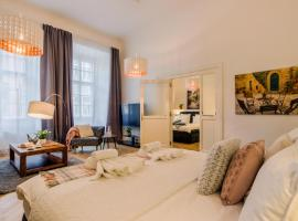 Royal Route Residence, hotel near Municipal House, Prague