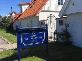 Hotell Vellingebacken, hotell i Vellinge