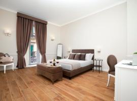 La Fontanina Suites, accessible hotel in Naples