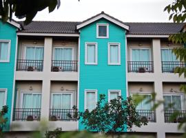 Green Apple Villa, hotel near U-Tapao Rayong-Pattaya International Airport - UTP,
