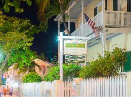 Duval House Bed and Breakfast, B&B in Key West