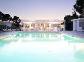 Hotel Mareluna, beach hotel in Castellabate