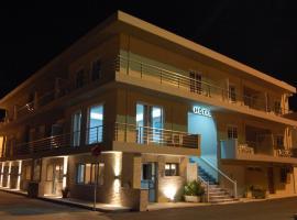Hotel Antirrio, hotel in Antirrio