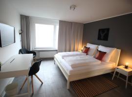 1Step2AllCities House&Garden, budget hotel in Wuppertal