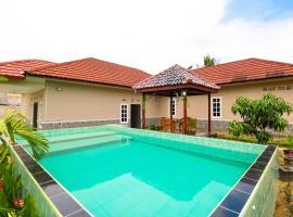 Lotus Villa Palembang, family hotel in Palembang