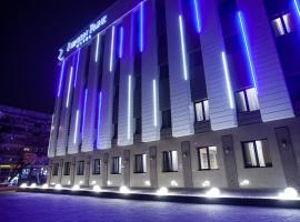 Renion Park Hotel, hotel near Boluan Sholak International Exhibition and Sports Centre, Almaty