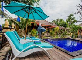 Blue Lagoon Secret Villas, hotel near Blue Lagoon, Nusa Lembongan