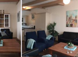 aan Hooger Wal, self catering accommodation in Vlissingen
