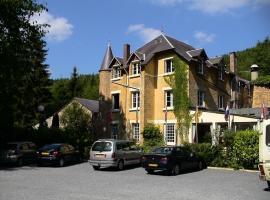 Hotel Ermitage du Moulin Labotte、Haybesのホテル