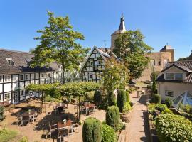 Malerwinkel Hotel, hotel in Bergisch Gladbach