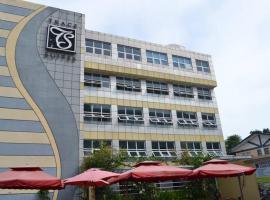 TRACE Suites, hotel malapit sa Enchanted Kingdom, Los Baños