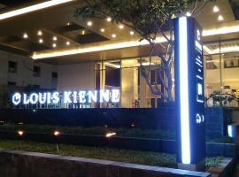Apartment Louise kienne, apartment in Semarang