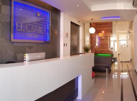 El Camino Hotel, hotel en Iquique