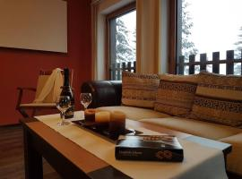 Mountain view, apartment in Pamporovo
