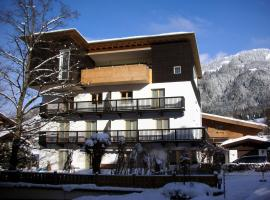 Gästehaus Maier, apartment in Kitzbühel