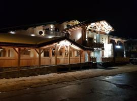 Alpen Roc, hotel in Morzine
