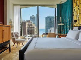 Viceroy Chicago, accommodation in Chicago