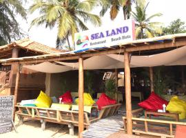 Sealand Beach Cottages, glamping site in Patnem