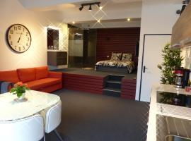 volcaloft, hôtel à Orcines près de: Vulcania