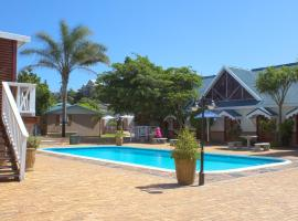 Oceans Hotel & Self Catering, hotel in Mossel Bay