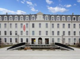Residhome Grenoble Caserne De Bonne, apartment in Grenoble