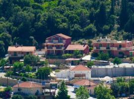 Minas Apartments, hotel blizu znamenitosti Plaža Mirtos, Divarata