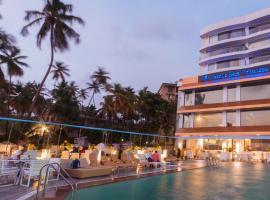 Hotel Sea Princess, beach hotel in Mumbai
