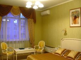 Гостиница Оазис, отель в Саратове