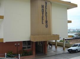 Hotel Veleiro, hotel near Aderbal Ramos da Silva Stadium, Florianópolis