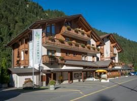 Sport- und Wellnesshotel Eienwäldli, Hotel in Engelberg